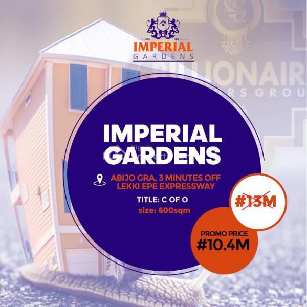 a Plot of Land, Abijo Gra, Abijo, Lekki, Lagos, Mixed-use Land for Sale