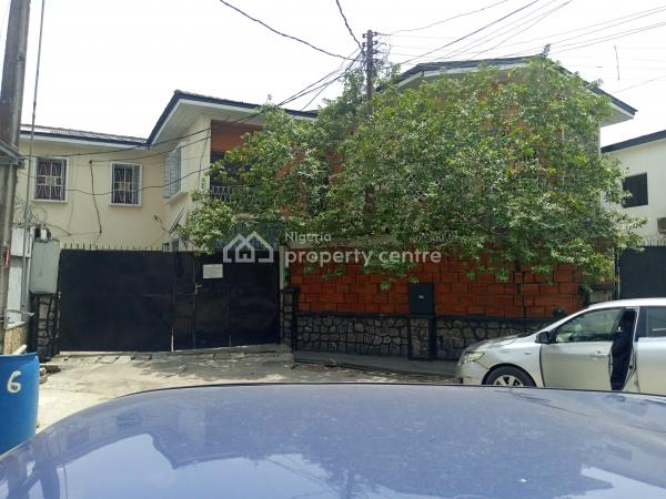 Block of 4 Flats, Adelabu, Surulere, Lagos, Block of Flats for Sale