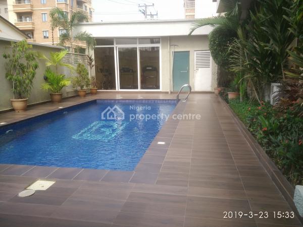 Achieve Masterpiece of 4 Before Terrace Apartment, Oniru, Victoria Island (vi), Lagos, Terraced Duplex for Rent