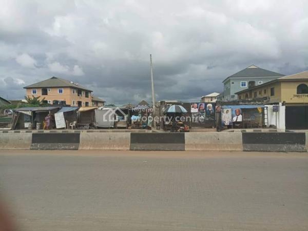 2500qmt Land Along Lekki Epe Express Way Lagos, Lekki Epe Express Road By 2nd Shoprite, Lekki Expressway, Lekki, Lagos, Commercial Land for Sale