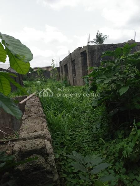 a Plots of Land with Solid Structure Up to Decking Level on Each, Off Cele Bus Stop Ikotun Egbe, Egbe, Lagos, Mixed-use Land for Sale