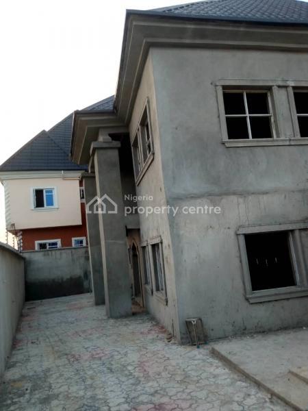 Newly Built 5 Bedroom Duplex, By Ojo Barracks, Iba, Ojo, Lagos, Detached Duplex for Sale