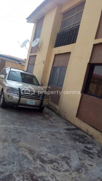 Block of 4 Numbers 3 Bedroom Flat, Off Orelope Bus Stop, Egbeda, Alimosho, Lagos, Block of Flats for Sale