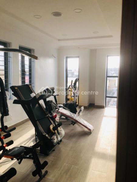 Luxury Detached 5 Bedroom Duplex with Bq, Lekki Phase 1, Lekki, Lagos, Detached Duplex for Sale