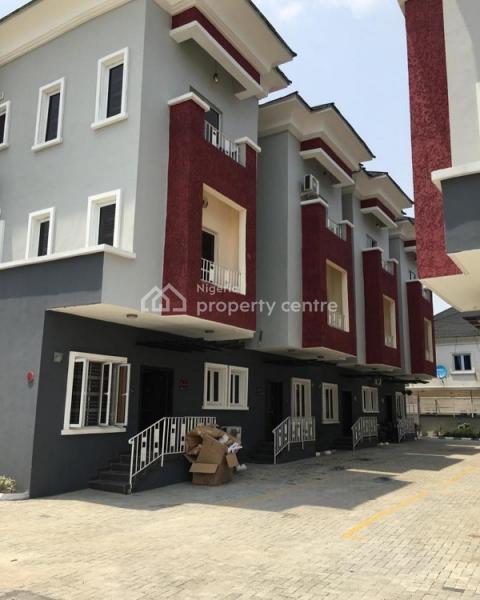 Duplex Housing For Rent: For Rent: 4 Bedroom Terrace Duplex, Osapa, Lekki, Lagos