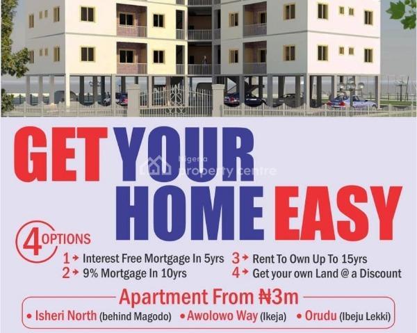 Rhema Gardens, Isheri ,magodo, Behind Magodo Phase 2, Gra, Isheri North, Lagos, Residential Land for Sale