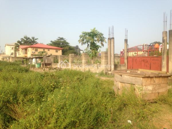 1,270 Square Metres of Dry, Fully Fenced and Gated  Land, Opposite Naf Conference Center Road, Kado, Abuja, Residential Land for Sale