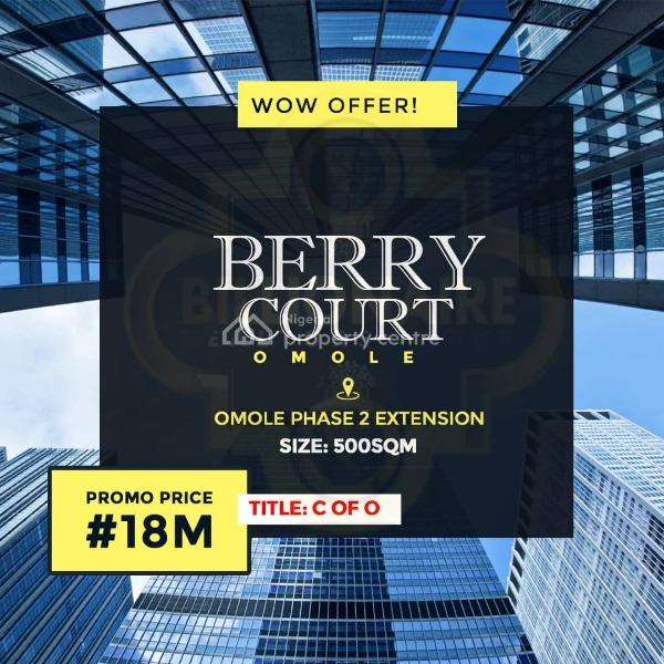Berry Court, Omole, Omole Phase 2, Ikeja, Lagos, Land for Sale