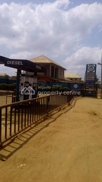 Petrol Station for Lease, Off Itele Road, Alagbole, Ifo, Ogun, Filling Station for Rent