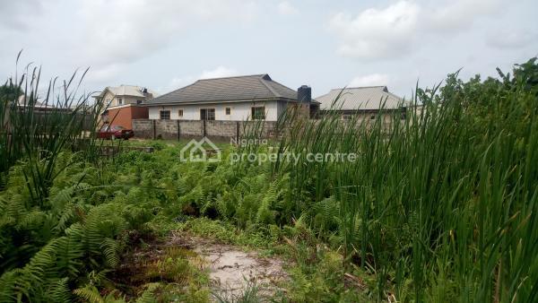 Distress Plot of Land, Francis Street, Near Omu  Resort, Bogije, Ibeju Lekki, Lagos, Residential Land for Rent