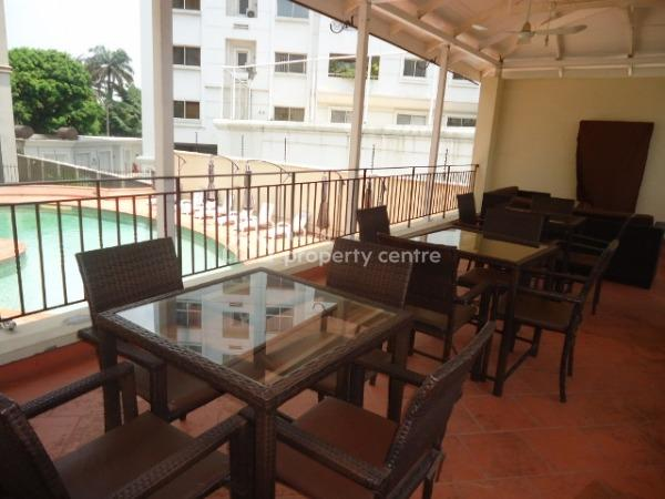 Luxury 4 Bedroom Apartment with Generous Balconies and Excellent Facilities, Off Bourdillon Road, Old Ikoyi, Ikoyi, Lagos, Flat for Rent