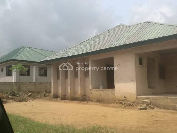 Well Located 3 Bedroom Detached Bungalow, Nwaniba Road, Uyo, Akwa Ibom, Detached Bungalow for Sale