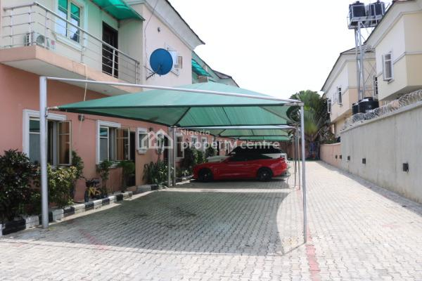 Nicely Finished Four (4) Bedroom Terrace Duplex, Chevy View Estate, Lekki, Lagos, Terraced Duplex Short Let