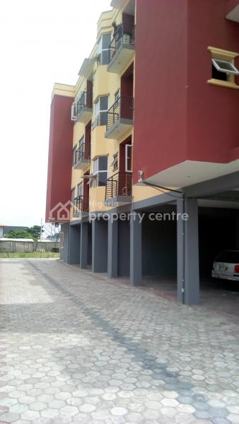 Luxury 3 Bedroom Flats, Kajola Bus Stop, Lakowe, Ibeju Lekki, Lagos, Flat for Rent