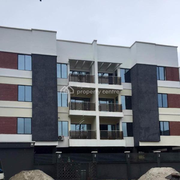 Luxury 2 Bedrooms Apartment, Mercedes Benz Place, Lekki Third Round About, Lekki Expressway, Lekki, Lagos, Block of Flats for Sale