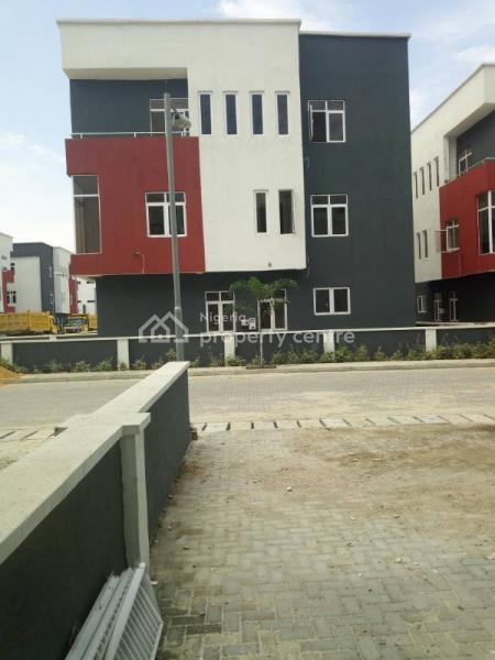 a 4 Bedroom Semi-detached Duplex at Vintage Park Estate Ii, Osapa London, Lekki, Osapa, Lekki, Lagos, Semi-detached Duplex for Sale