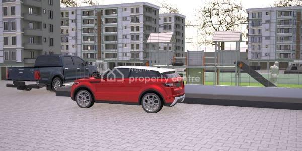 Luxury Flats in an Estate (off Plan), Lekki, Lagos, Flat for Sale