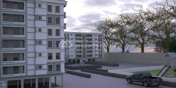 Luxury Terrace Duplex in an Estate (off Plan), Lekki, Lagos, Terraced Duplex for Sale