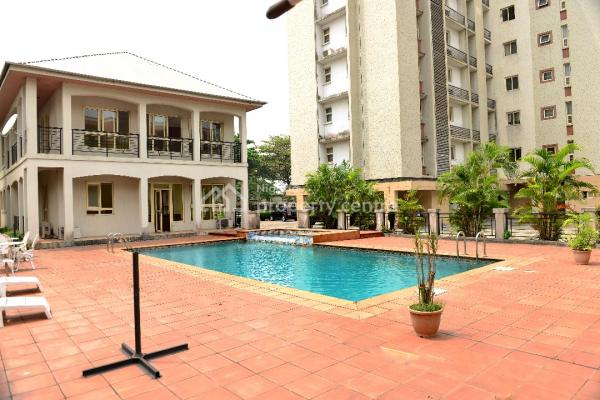 Top Notch 3 Bedrooms with Excellent Facilities, Ikoyi Club, 1938 Road, Old Ikoyi, Ikoyi, Lagos, Flat Short Let