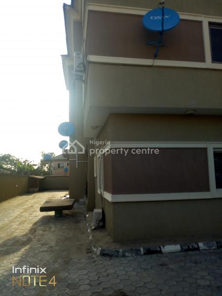 Newly Renovated and Well Finished with Architectural Designed Most Luxurious Executive 3 Bedroom Flat, New Town, Off Mobil Road, Ilaje, Ajah, Lagos, Flat for Rent