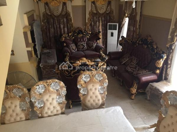 Tastefully Finished 4 Bedroom Semi Detached House with Bq for Sale, Mojisola Estate By Banana Island Ikoyi #250m, Banana Island, Ikoyi, Lagos, Semi-detached Duplex for Sale