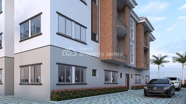 Now Hot and Still Selling Very Fast in Katampe Just 2 Flats Left It's a 3 Bedrooms with 1 Room Bq, Katampe (main), Katampe, Abuja, Flat for Sale