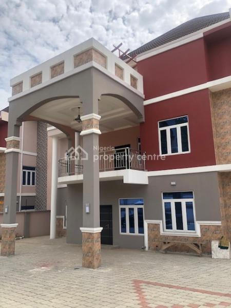 Luxury 5 Bedroom Duplex, Guzape District, Abuja, Detached Duplex for Sale
