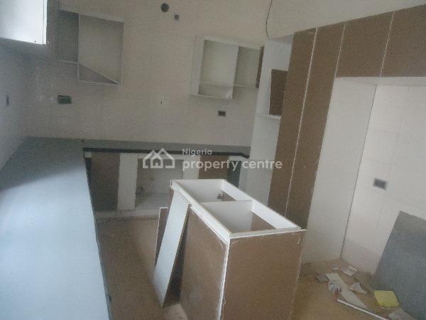 Brand New 4 Bedroom Semi Detached Duplex with 1 Room Bq, Chevy View Estate, Lekki, Lagos, Semi-detached Duplex for Sale