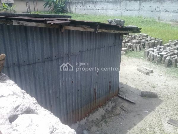 Two (2) Plots of Dry Residential Land (fenced with Gate), Trans Amadi, Port Harcourt, Rivers, Residential Land for Sale