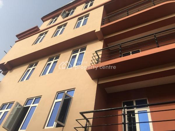 (pg051) Newly Built 2 Unit Commercial Building on 12 Floors Suitable for Hospital, School, Banking, Office Etc, Allen, Ikeja, Lagos, Commercial Property for Rent