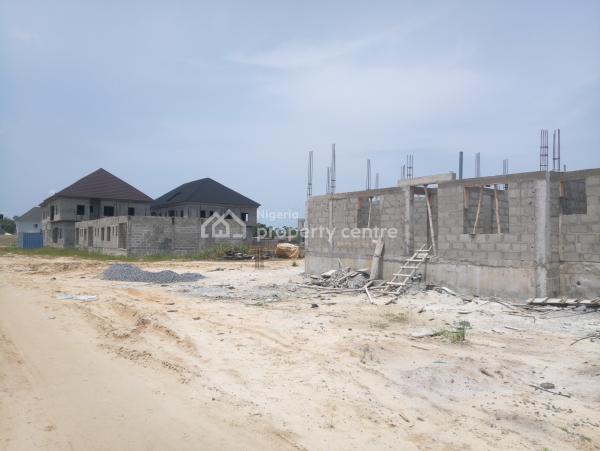Distressed Plot, Abijoh Gra, Abijo, Lekki, Lagos, Residential Land for Sale