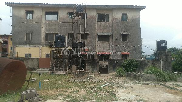 Jakande Estate youths urge LASG to save primary schools from collapse