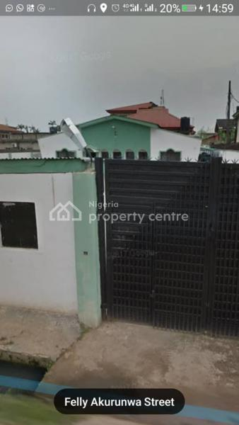 4 Bedroom Bungalow, Ago Palace, Isolo, Lagos, Detached Bungalow for Sale