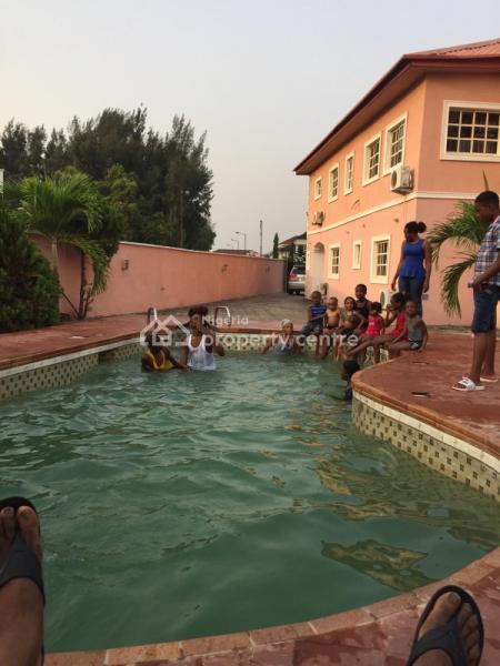 Massive 5 Bedroom Fully Detached Duplex, Vgc, Lekki, Lagos, Detached Duplex for Sale
