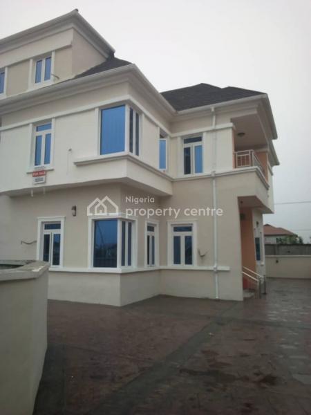 6 Bedroom Detached Duplex, May Fair Garden, Ajah, Lagos, Detached Duplex for Sale