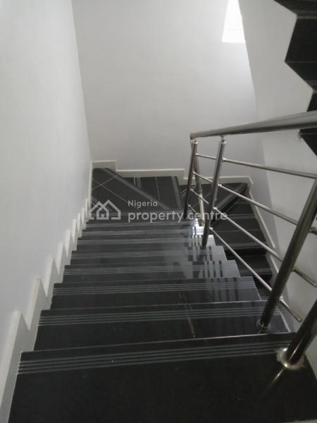 Luxury & Serviced 4 Bedroom Terrace Duplex with Pool, Ikate Elegushi, Lekki, Lagos, Terraced Duplex for Sale