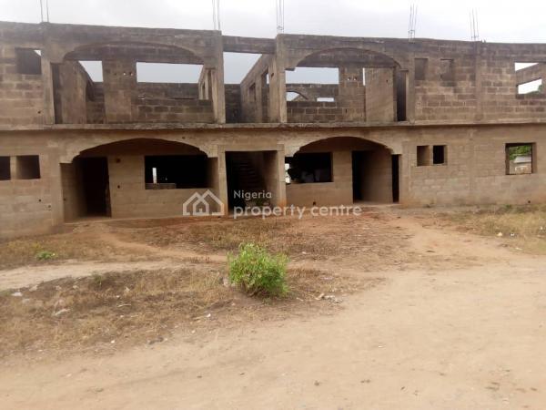 4 Blocks of 3 Bedroom Flat, Close to Deeper Life Church, Orimerunmu, Ibafo, Ogun, Block of Flats for Sale