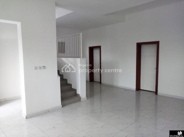 New   3 Bedroom Luxury Semi Detached Duplex   Partly Serviced, Off Gbemidele Akinsowon, Lekki Phase 1, Lekki, Lagos, Semi-detached Duplex for Rent