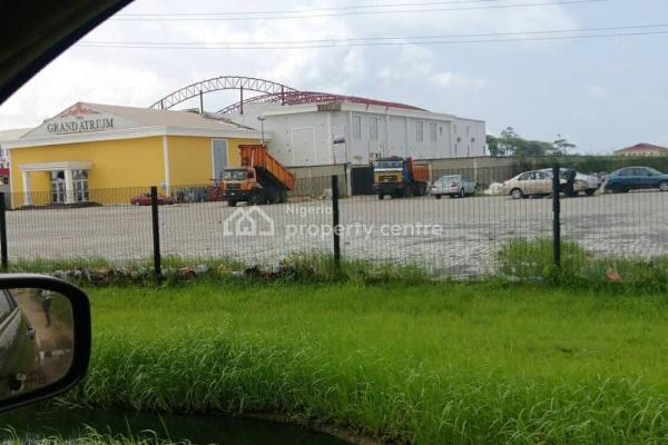 a Strategically Located Event Centre with Ample Parking and a Set-back That Can Take About 600 Cars on an Expanse of Land, Immediately After World Oil Filling Station, By Fourth Roundabout, Lekki Expressway, Lekki, Lagos, Commercial Property for Sale