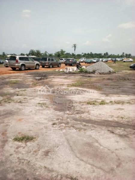 Sand Filled Land, Sangotedo, Jakande, Lekki, Lagos, Mixed-use Land for Sale