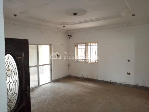a Nicely Structured Twin Duplex Property, Sitting Majestically on a Corner Piece Land, with Massive Bedrooms and Kitchen Space, Before Zone E Gate, Apo, Abuja, Semi-detached Duplex for Sale