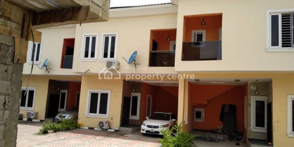 3 Bedroom Terrace with a Servant Quarter, Ikota Villa Estate, Lekki, Lagos, Terraced Duplex for Sale