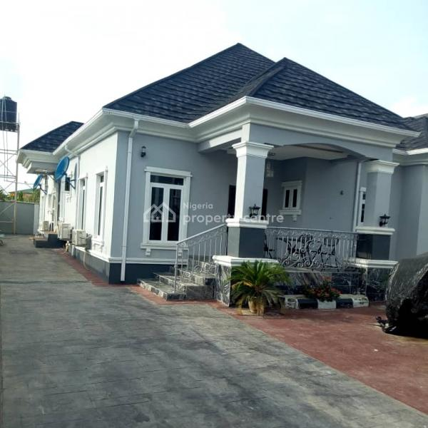Luxury, Fully Furnished 5 Bedrooms Bungalow + Bq, Sangotedo, Ajah, Lagos, Detached Bungalow for Sale