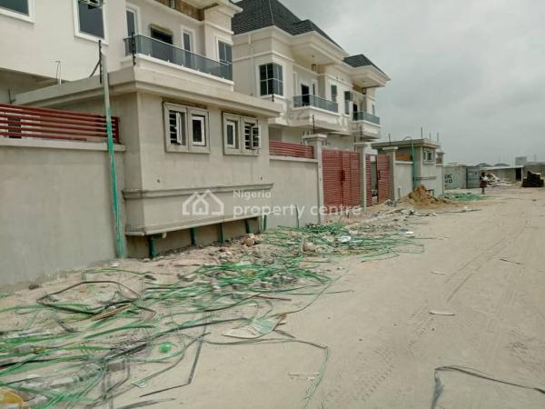 Newly Built and Well Finished with Architectural Designed Most Luxurious Executive 4 Bedroom Duplex with Bq, Lekki, Lagos, Semi-detached Duplex for Sale