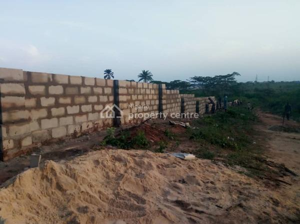 C of O  Affordable Land for Sale in Asaba (vatican Gardens Estate), Behind Asaba Airport and 2nd Niger Bridge, Proposed Link Road, Asaba, Delta, Residential Land for Sale