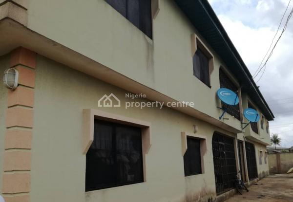 4 Nos of 3 Bedrooms Flat, on a Fenced and Gated Plot of Land with Water, Ayobo, Ipaja, Lagos, Block of Flats for Sale