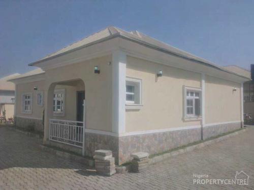 A Newly Built 3 Bedroom With Boys Quarters Gwarinpa