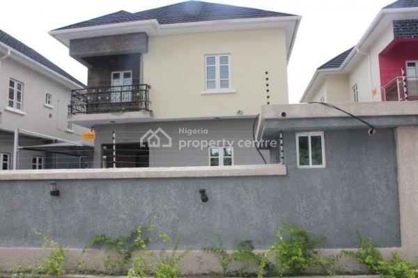 Four Bedroom Detached House, Thomas Estate, Ajah, Lagos, Detached Duplex for Sale