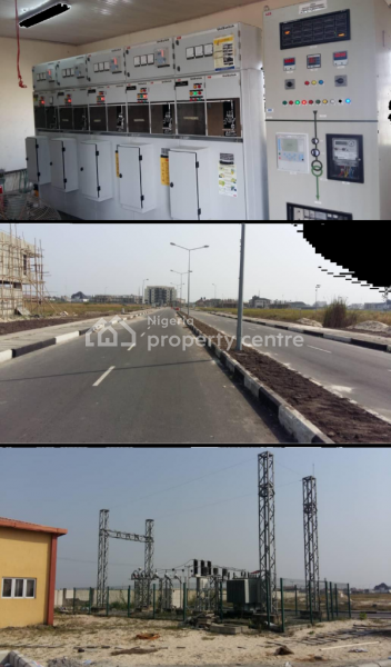 800sqm at Cowrie Creek Estate Ikate Lekki, Cowrie Creek Estate Down Spar Road, Ikate Elegushi, Lekki, Lagos, Residential Land for Sale