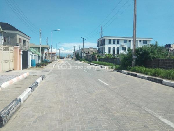 324 Sqm Land for Sale in Atlantic View Estate - 18 Million, Atlantic View Estate, Along Alpha Beach Road, Opposite, Chevy View Estate, Lekki, Lagos, Residential Land for Sale